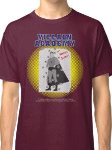 Villain Academy Classic T-Shirt