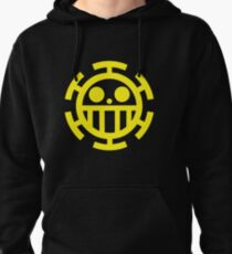 Heart Pirates Pullover Hoodie