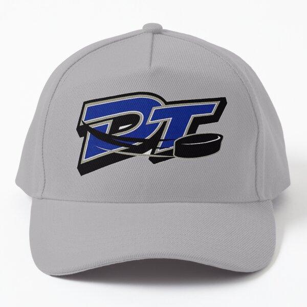 Danbury Trashers Hockey Logo Baseball Cap
