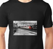 Speeding thro Stafford Unisex T-Shirt