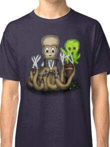 Eduardo Scissor Tentacles Classic T-Shirt