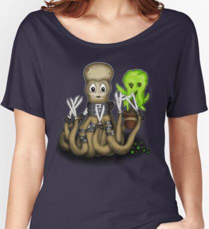 Eduardo Scissor Tentacles Women's Relaxed Fit T-Shirt