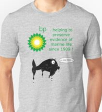 BP - just trying to help out Unisex T-Shirt