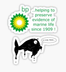 BP - just trying to help out Sticker