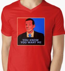 You know you want me Mens V-Neck T-Shirt