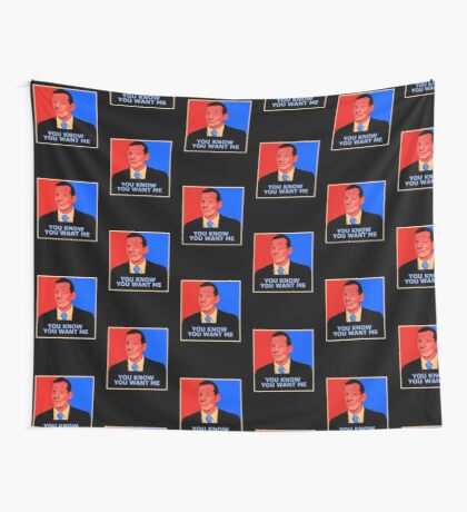 You know you want me Wall Tapestry