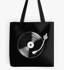 Record Spin Tote Bag
