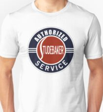 Authorized Studebaker Service vintage sign Unisex T-Shirt