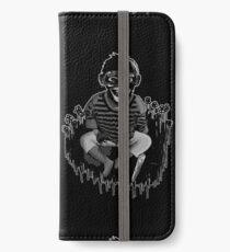 Monkeys ... always up to no good ... iPhone Wallet/Case/Skin