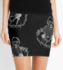Monkeys ... always up to no good ... Mini Skirt