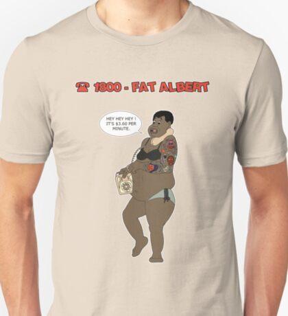 1800 FAT ALBERT T-Shirt