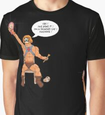 By the power of Ginger Skull ! Graphic T-Shirt