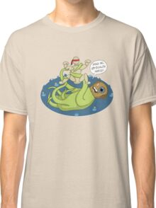 I dook you Bucky-bookoo Classic T-Shirt