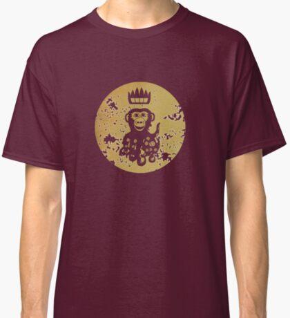 Acid Washed Octochimp Classic T-Shirt