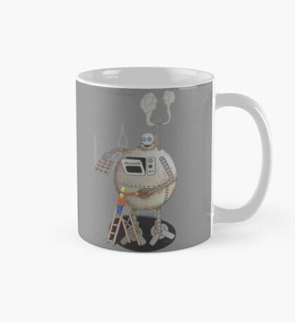 Asimo the cookie-bot Mug
