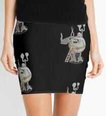 Asimo the cookie-bot Mini Skirt