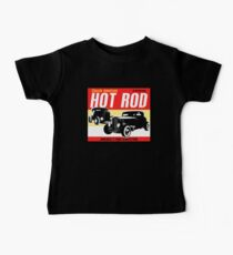 Hot Rod - Classic American Sports Car Baby Tee