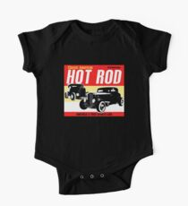Hot Rod - Classic American Sports Car Kids Clothes