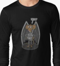 Yes, I am a bat ! Long Sleeve T-Shirt