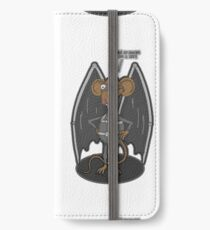 Yes, I am a bat ! iPhone Wallet/Case/Skin