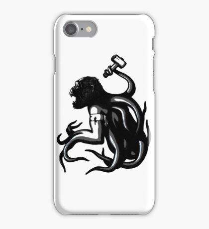 Shud, the last legionary of Simiacle iPhone Case/Skin