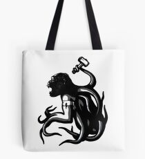 Shud, the last legionary of Simiacle Tote Bag