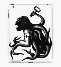 Shud, the last legionary of Simiacle iPad Case/Skin