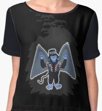 whatever happened to those cute flying monkeys? Chiffon Top