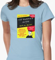 Moral Values for Dummies Women's Fitted T-Shirt