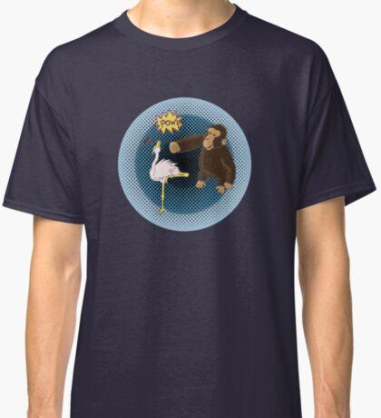 Crane Style Versus Monkey Fist Classic T-Shirt