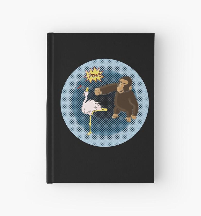 Crane Style Versus Monkey Fist by Octochimp Designs
