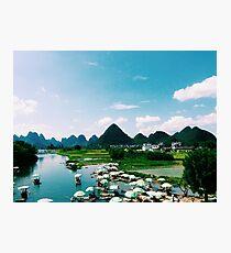 Guilin China Photographic Print