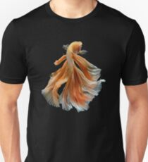Beautiful Siamese Fighting Fish Unisex T-Shirt