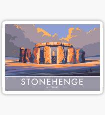 Stonehenge, Wiltshire Sticker