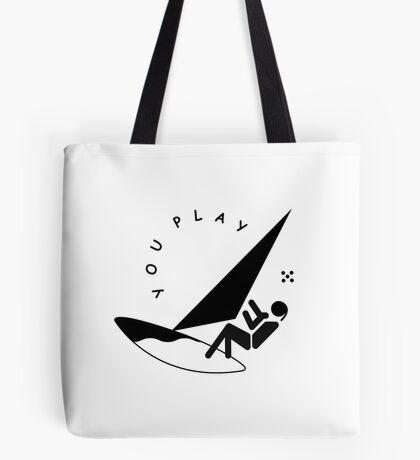 YOU PLAY Tote Bag