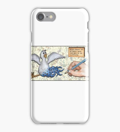 Roger Gets Taught a Lesson iPhone Case/Skin