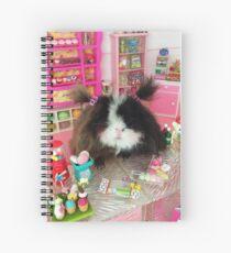 Hamster  Spiral Notebook