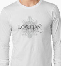 Logician At Work Long Sleeve T-Shirt