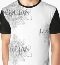 Logician At Work Graphic T-Shirt