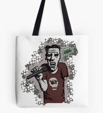 Zombi-oke Tote Bag