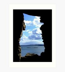 Firth of Forth Art Print
