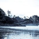 Chesterman's Bay, Tofino by TJLewisPhoto