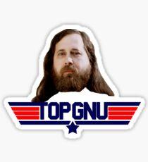 GNU memes Sticker