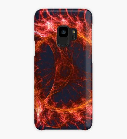I am the Fire! #fractal Case/Skin for Samsung Galaxy