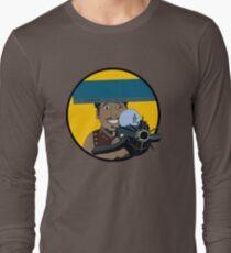 Z-140 (Alleviated titanium. Neurocharged assault model) Long Sleeve T-Shirt