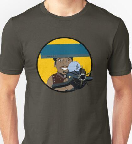 Z-140 (Alleviated titanium. Neurocharged assault model) T-Shirt