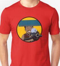 Z-140 (Alleviated titanium. Neurocharged assault model) Unisex T-Shirt