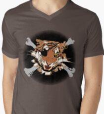 Jungle Piracy Men's V-Neck T-Shirt