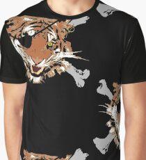 Jungle Piracy Graphic T-Shirt