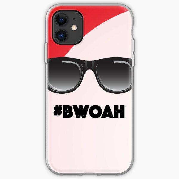 Kimi Raikkonen Bwoah Phone Case iPhone Soft Case